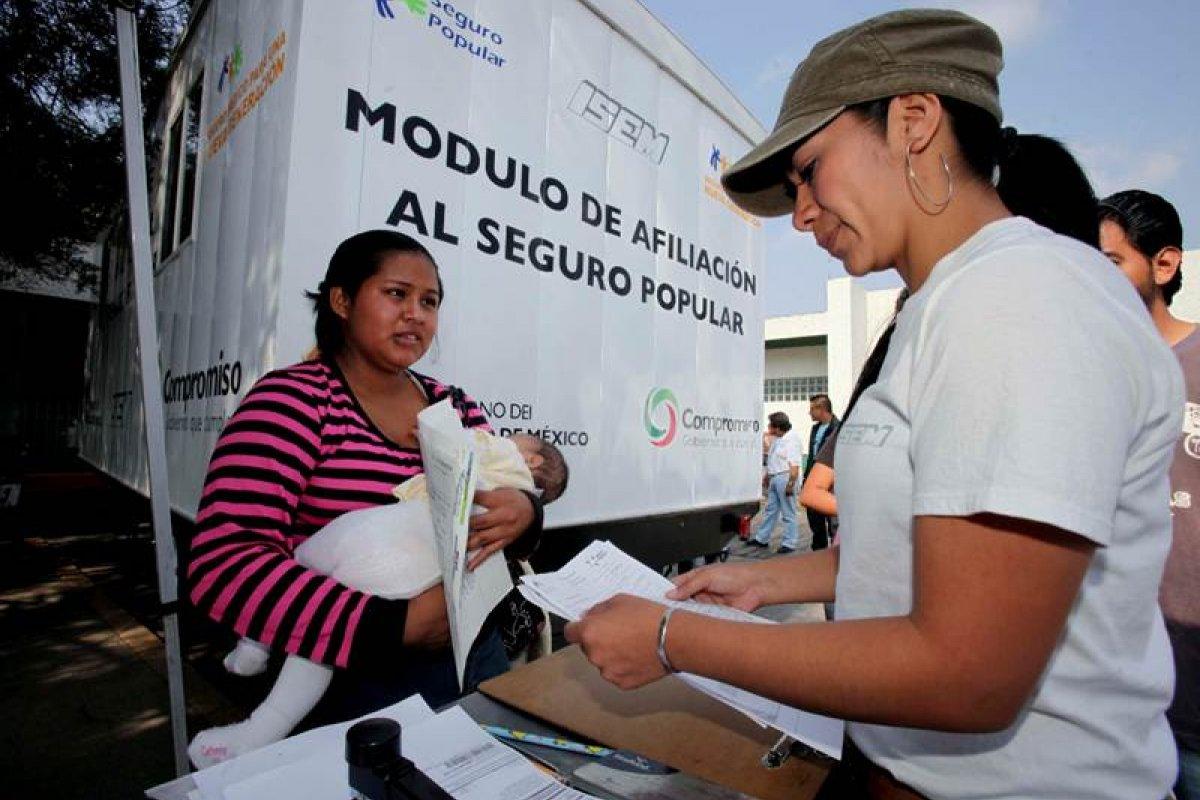 El programa de seguro médico siglo XXI redujó 27% su presupuesto para 2017 al pasar de 2,685 millones de pesos en 2016 a 1,955 millones el año que viene.