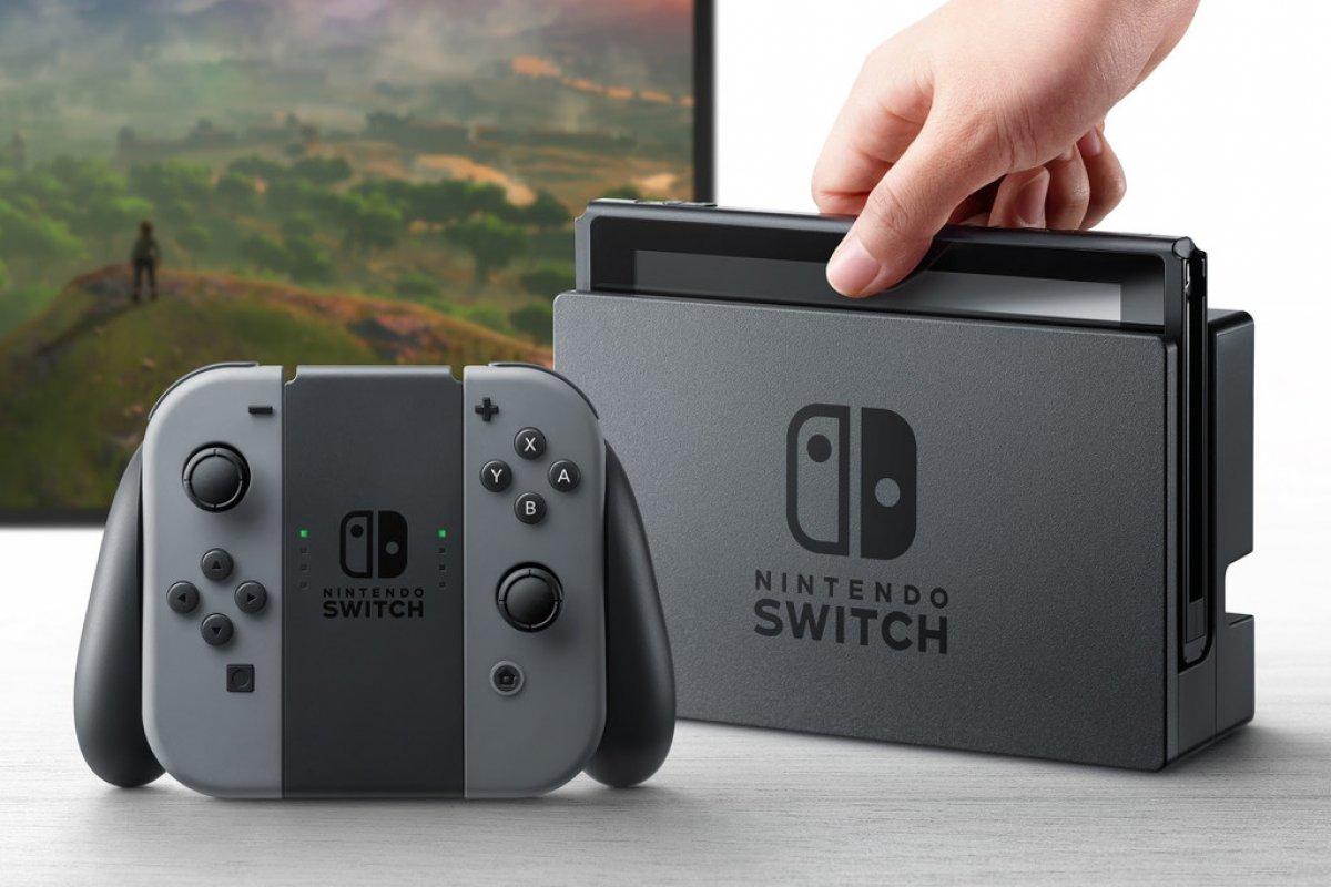 Nintendo Switch llegará a los hogares en