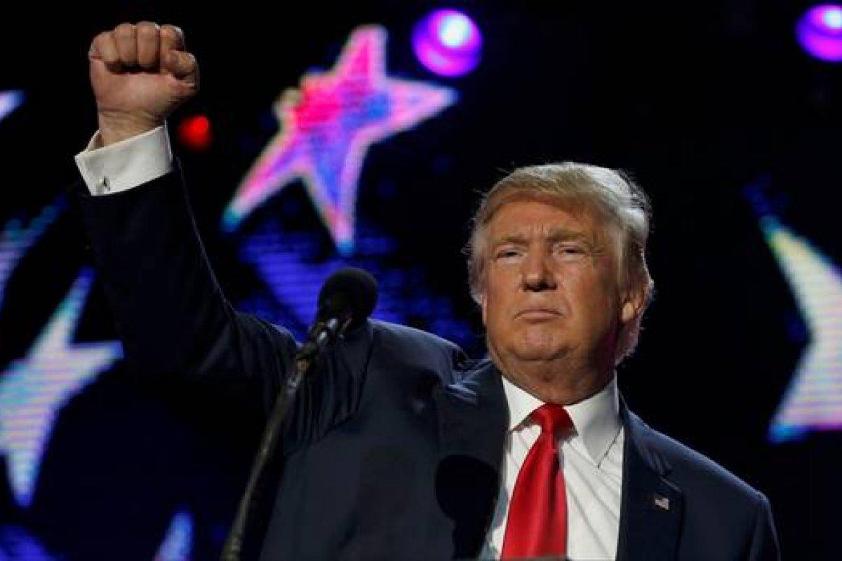 Donald Trump ganó holgadamente los votos del Colegio Electoral este 8 de noviembre.