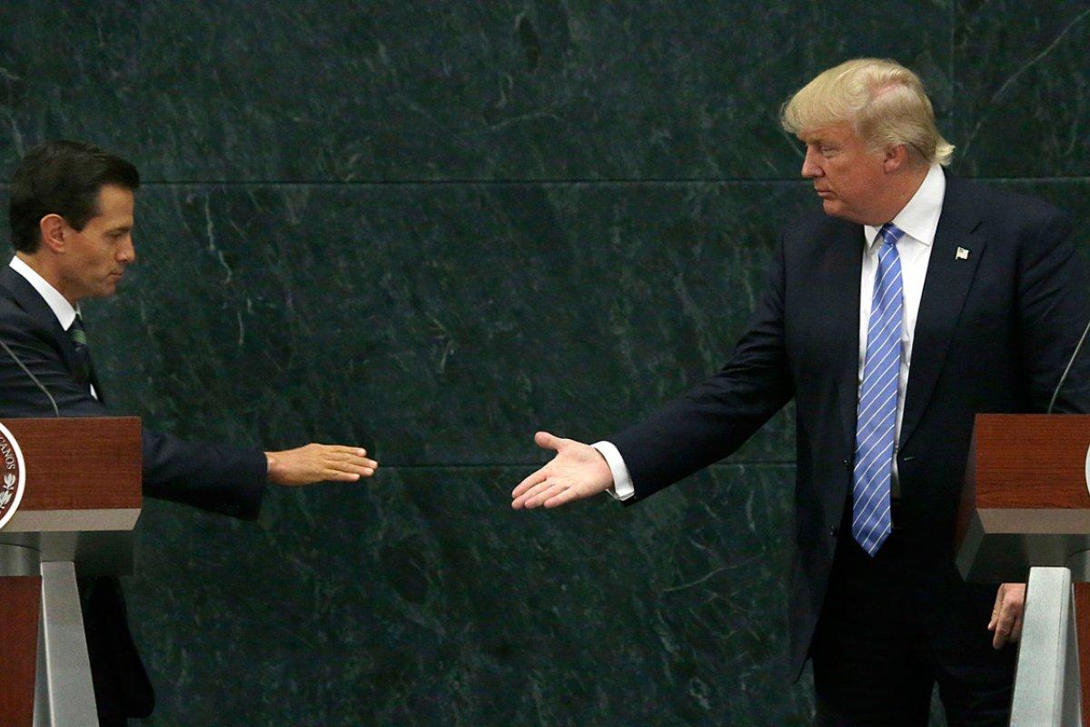 """Una crisis laboral podría ser el primer efecto del llamado """"Trumponomics"""