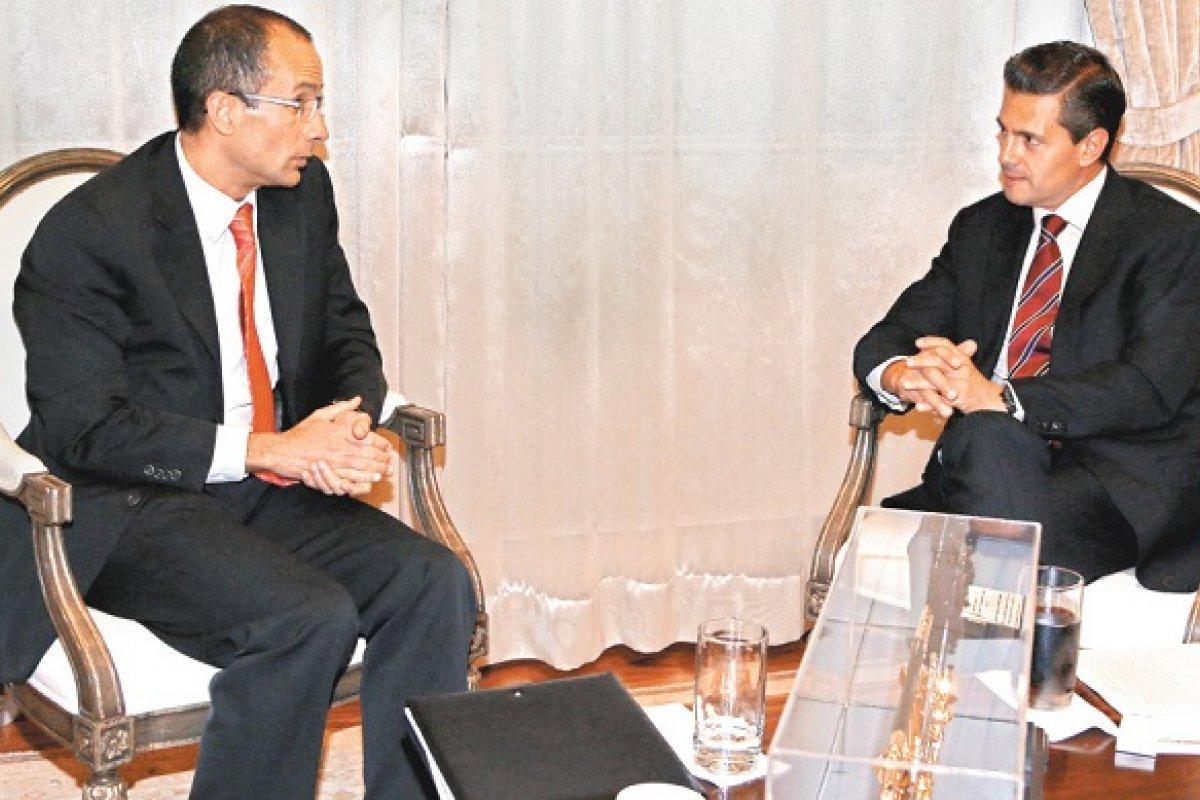 En octubre de 2013 Enrique Peña Nieto sostuvo un encuentro privado con Marcelo Odebrecht, quien le anunció que invertiría 8,100 millones de dólares en México.