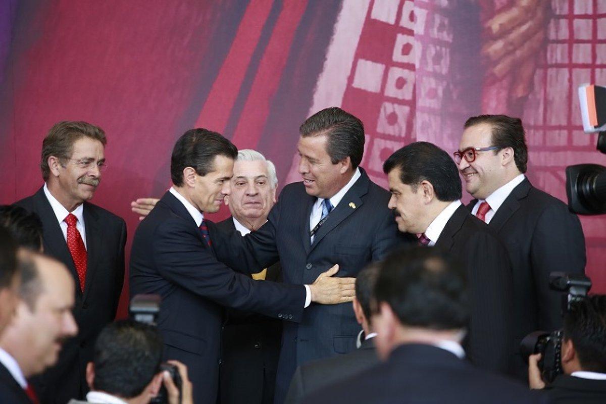 Los 165 mil millones de pesos de 2015 son el mayor monto de inconsistencias registrado desde que inició la administración de Enrique Peña.