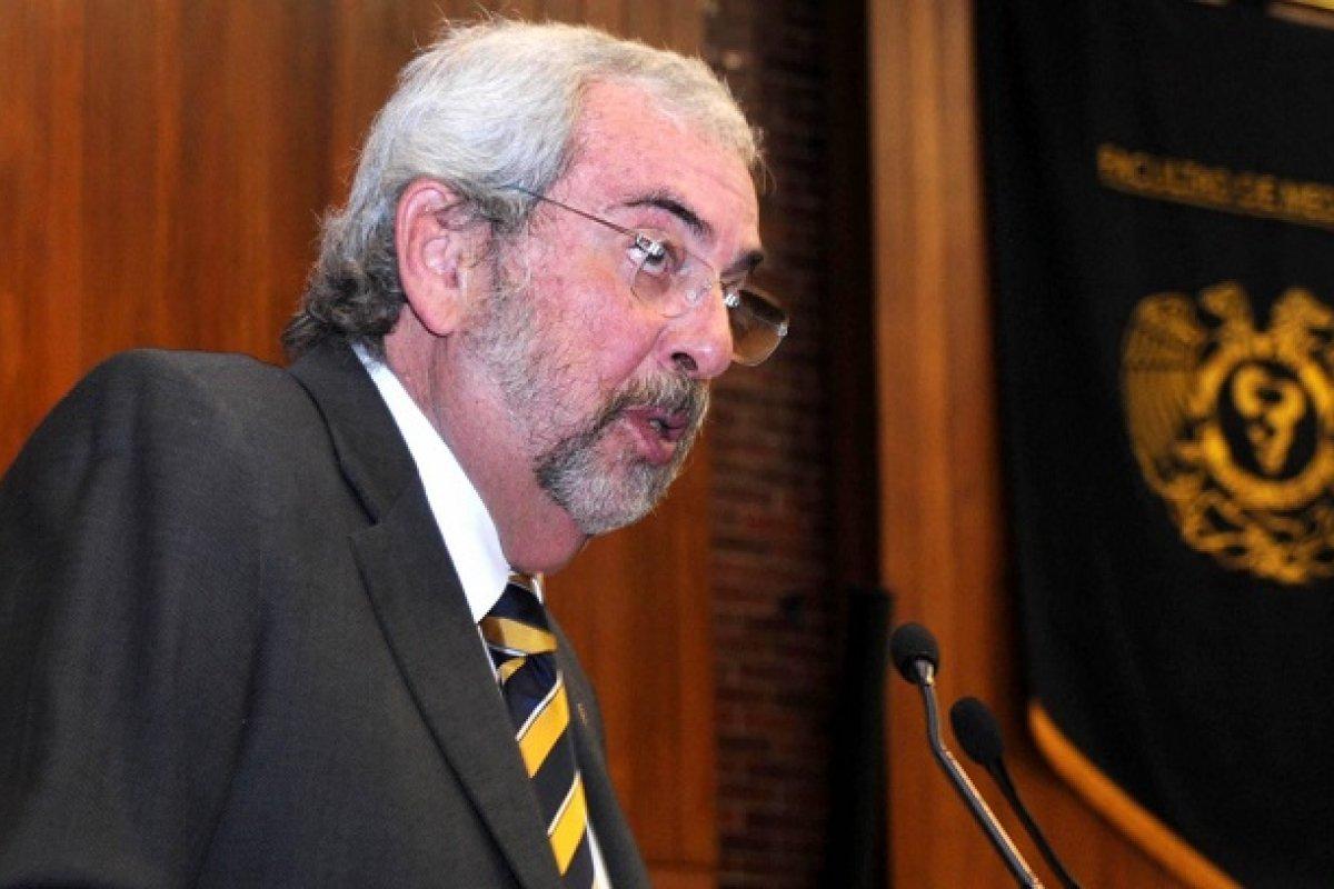 Las universidades públicas no tienen espacio para lo que se viene, aseguró el rector de la Universidad Nacional Autónoma de México, Enrique Graue.