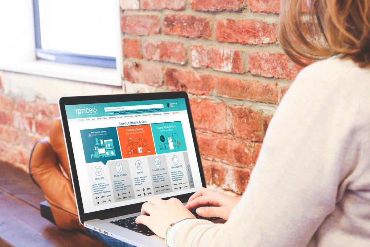 Jóvenes menores de 34 años son los que más compras realizan en internet.