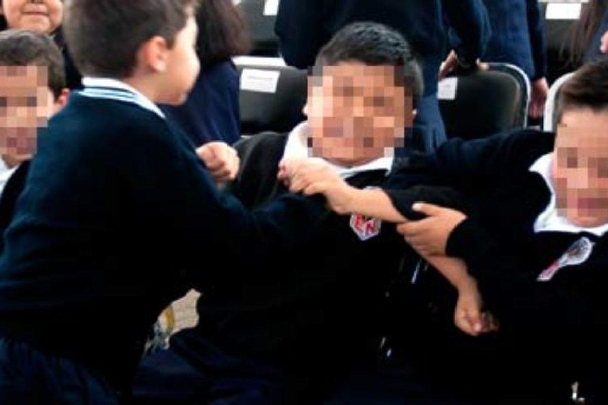 El fenómeno de acoso escolar se da tanto en escuelas públicas como privadas.