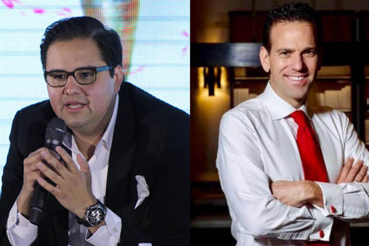 Con 360 mil y 7 millones de seguidores Risco y Loret son dos de los influencers de la información mexicana.