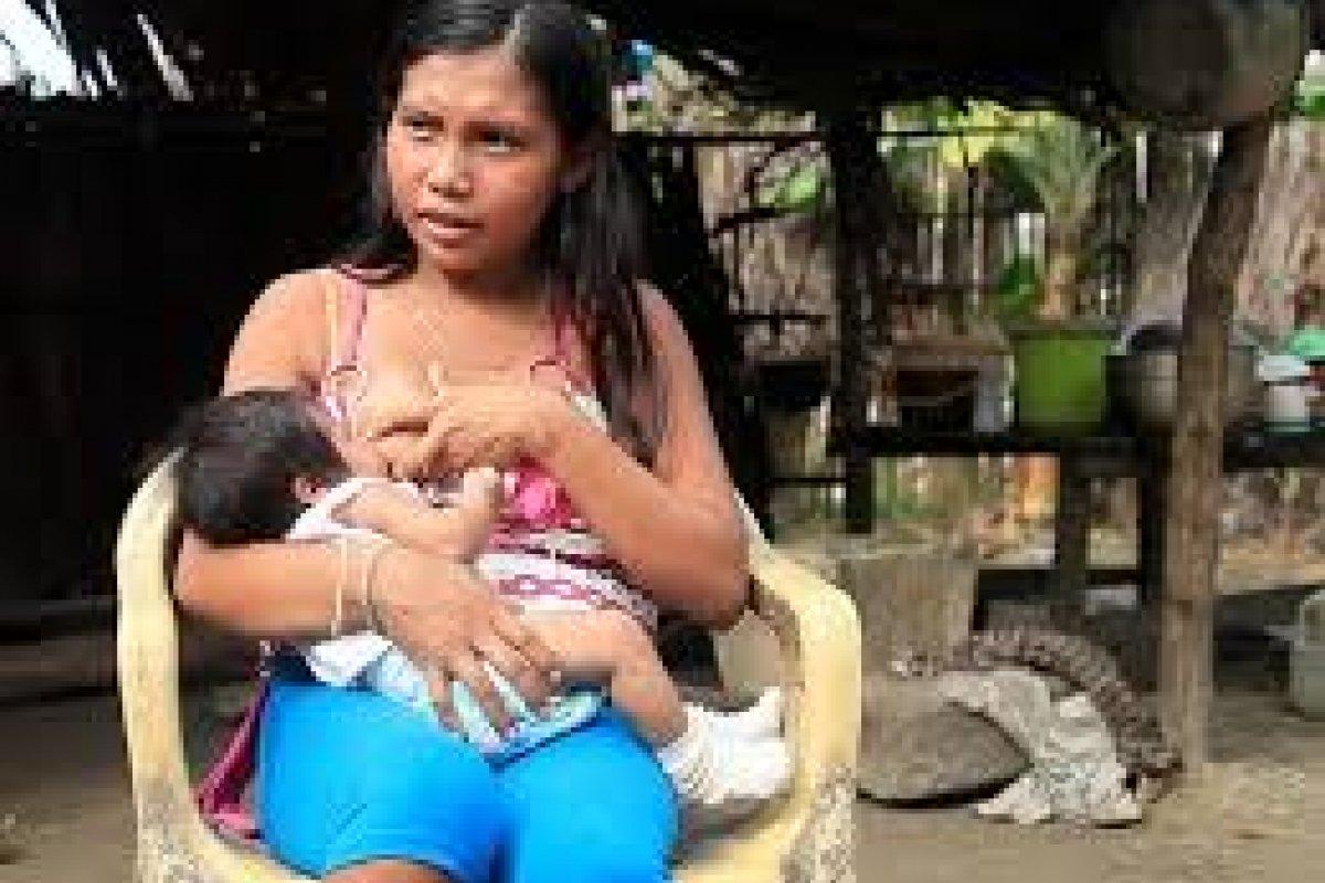 En México, 60% de las mujeres de estrato económico bajo se embarazaron antes de los 19 años.