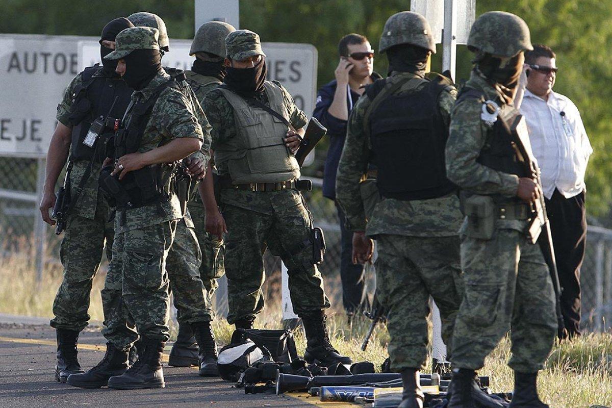 México duplicó el número de homicidios dolosos en una década.