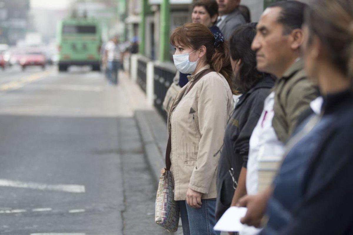 La OMS ya declaró que la contaminación es la principal causa de cáncer de pulmón.