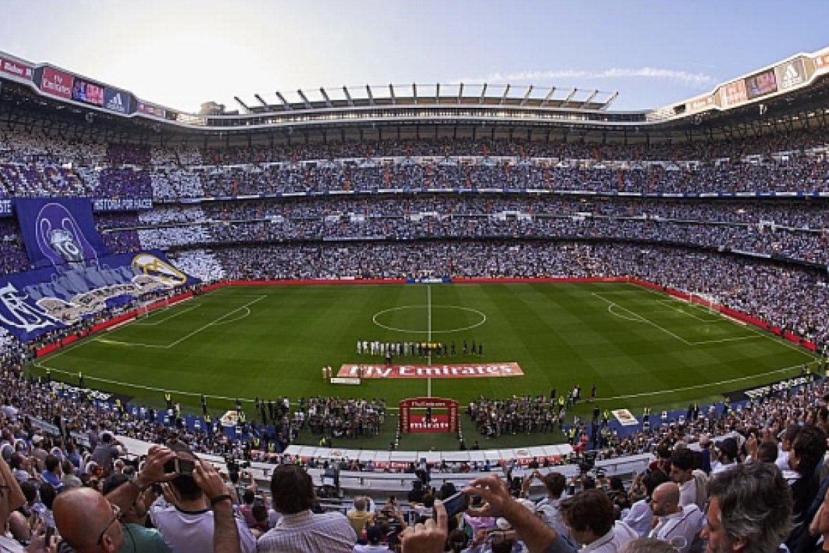 770 millones de euros (unos 16 mil millones de pesos) fue la recaudación por entradas a los estadios.