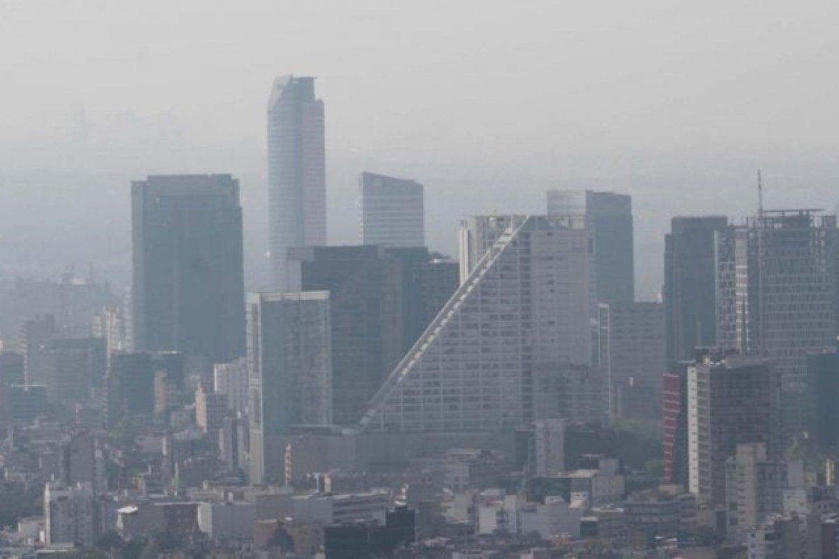 En siete días la Ciudad de México, ha estado seis en contingencia ambiental, por los altos niveles de ozono.