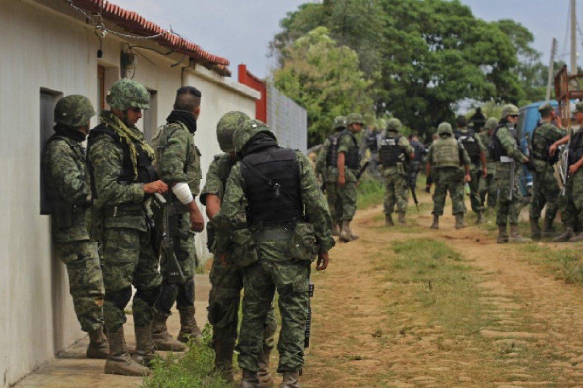 Desde hace más de 10 años, el Ejército ha debido cumplir con funciones de seguridad pública.