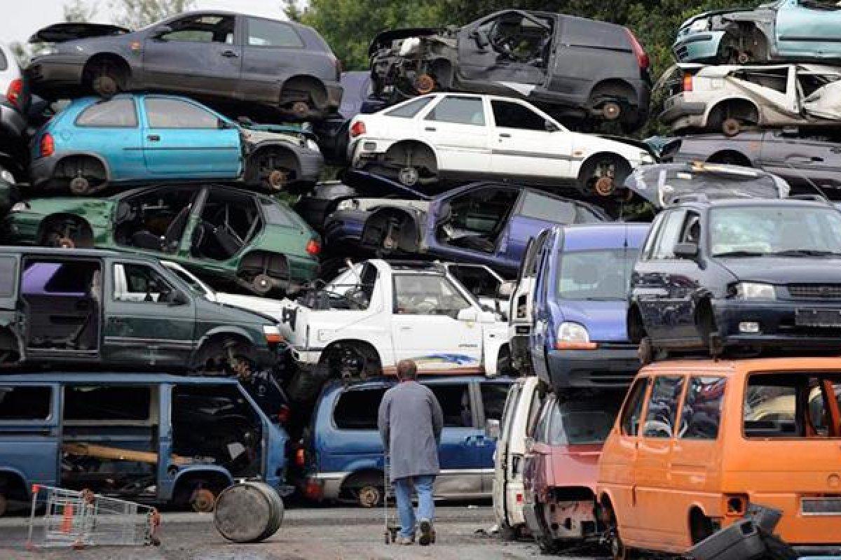 En los primero cinco meses de 2017 el SAE ha subastado 55 lotes de autos chatarra.