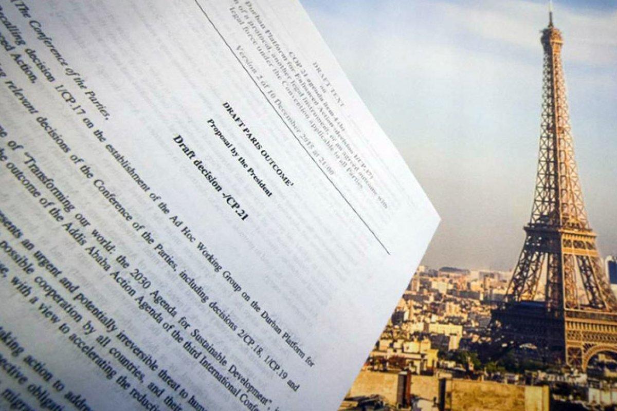 México también firmo el acuerdo de París  y dejó establecido que para 2030 reduciría en un 22% la emisión de sus gases de efecto invernadero.