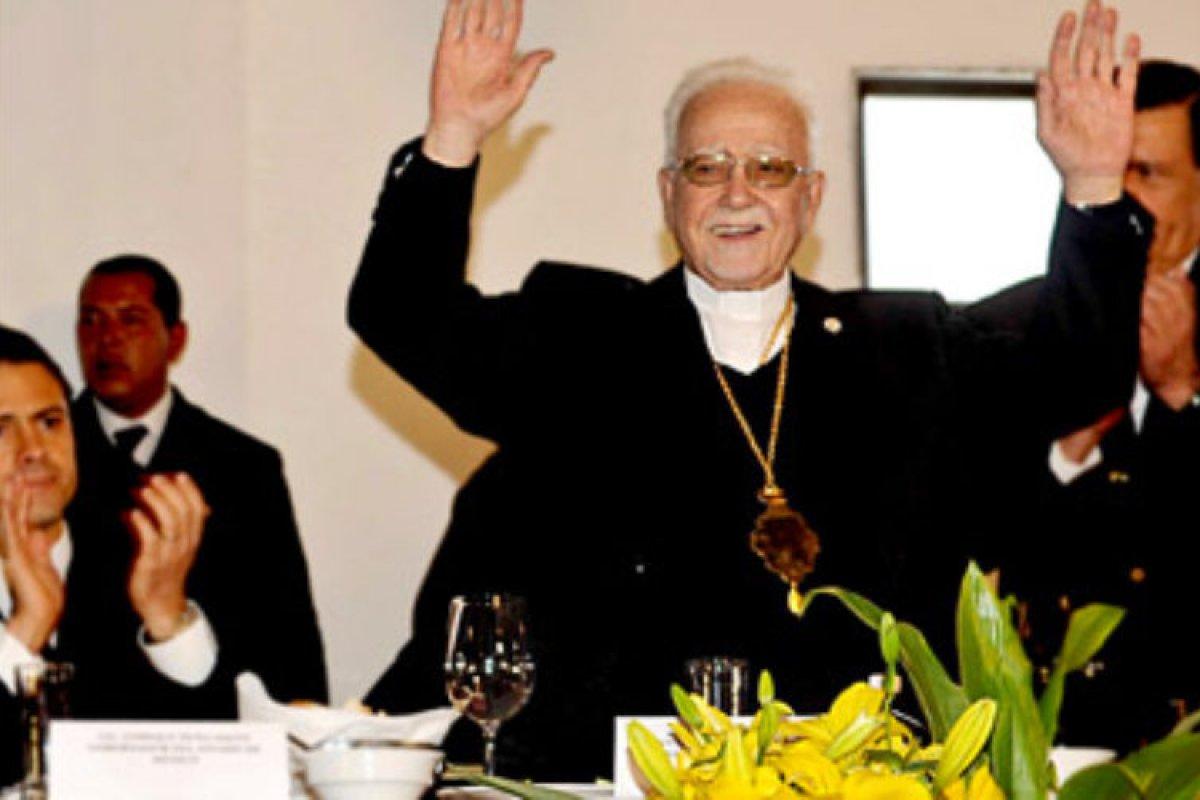 En 2011, el ahora presidente Enrique Peña Nieto acompaño a Antonio Chedraoui en su comida anual.