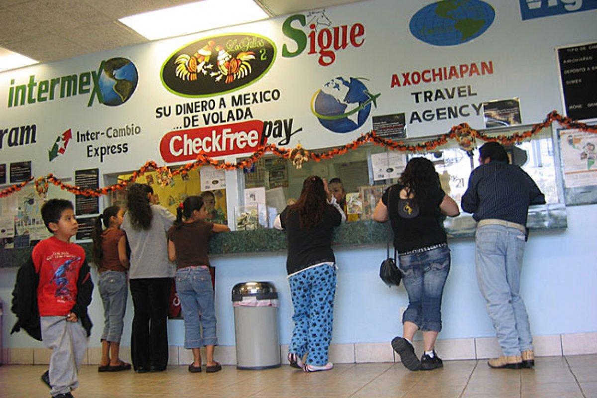 4% de los hogares mexicanos dependen de las remesas para subsistir.