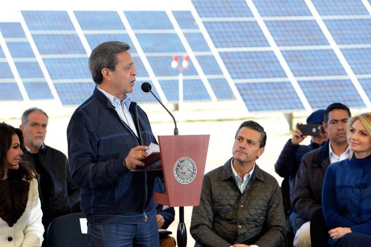 Carlos Peralta vive un sexenio dorado con la llegada de Peña Nieto a Los Pinos.
