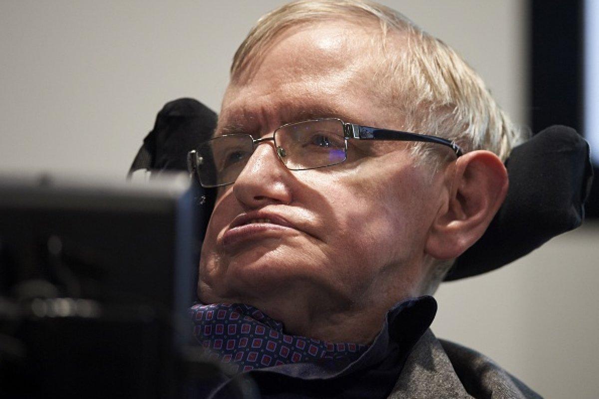 Stephen Hawking / Foto de Niklas Hallen / Fotógrafo Autónomo