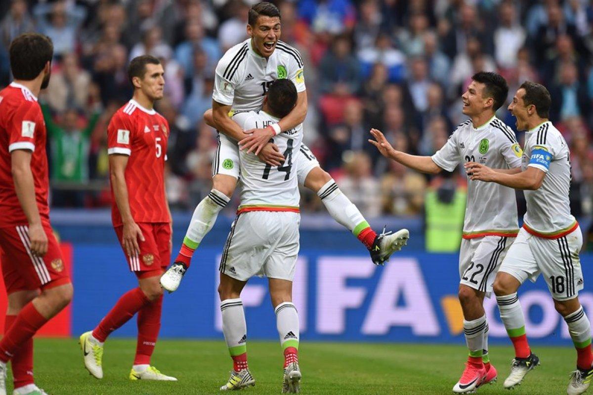 México nunca ha podido vencer a Alemania en un torneo oficial.