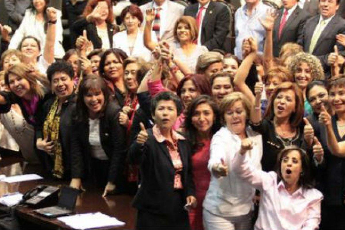 La presencia de mujeres en cargos públicos ha aumentado considerablemente en los últimos años