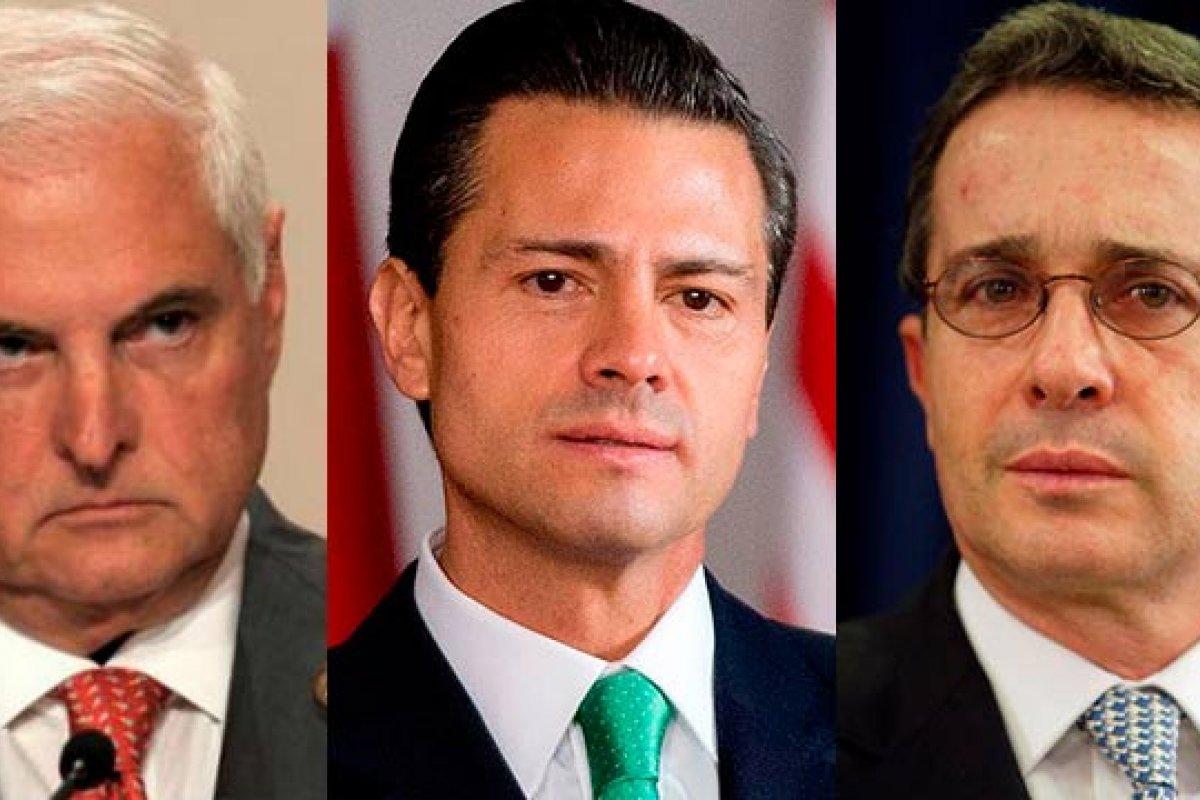 Anteriormente los casos de espionaje telefónico a periodistas, activistas y defensores de derechos humanos ya se habían dado en Panamá y Colombia.