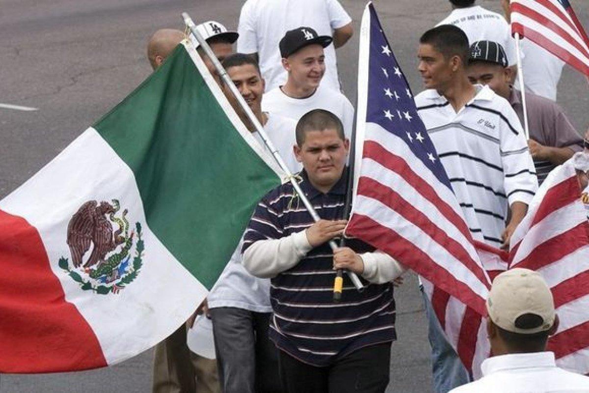 Se estima que en Estados Unidos viven 11 millones de migrantes de origen mexicano.