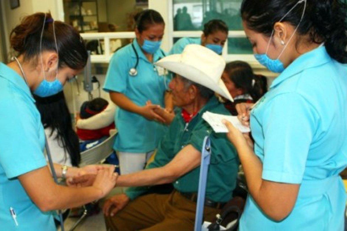 Un estudio publicado en la revista médica The Lancet coloca a México como el país 69 de 188 en cuanto a desarrollo de salud.