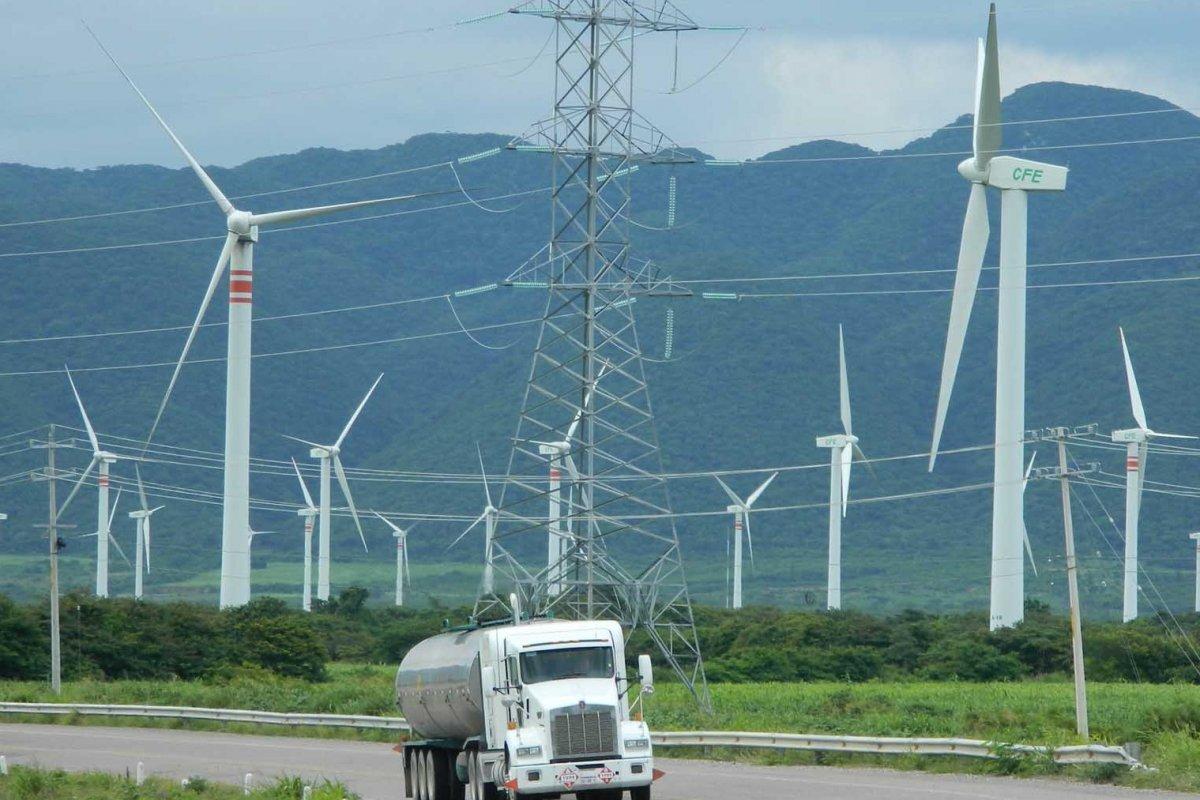 Solo el 8% de la energía eléctrica de México es producto de energías renovables.