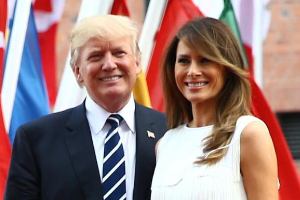 Melania Trump es mucho más aceptada que su esposo al mando del país. Una diferencia de 13 puntos porcentuales es lo que separa a la primera dama originaria de Eslovenia del presidente de Estados Unidos.