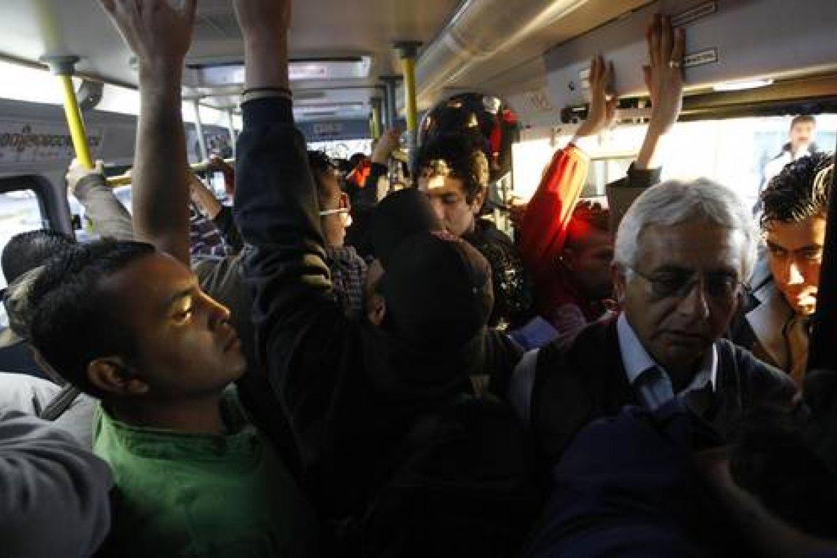 En 2016, el promedio de usuarios al día de pasajeros del Metrobus fue de 393 mil personas.