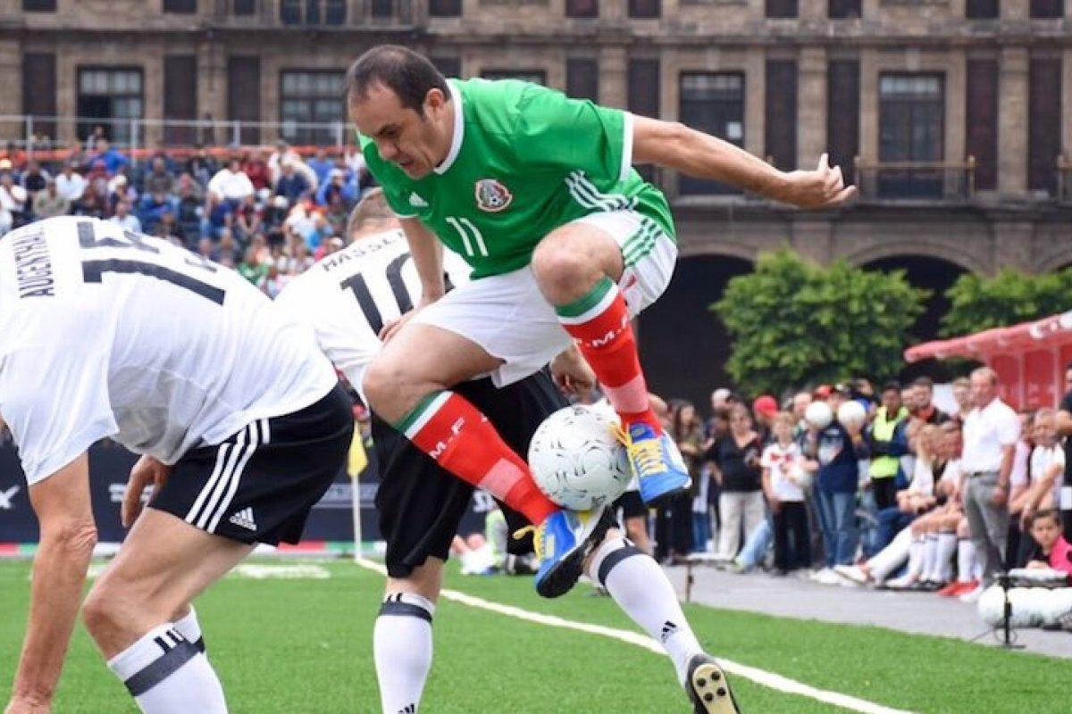 México busca al menos una victoria en el Mundial de Leyendas 2017