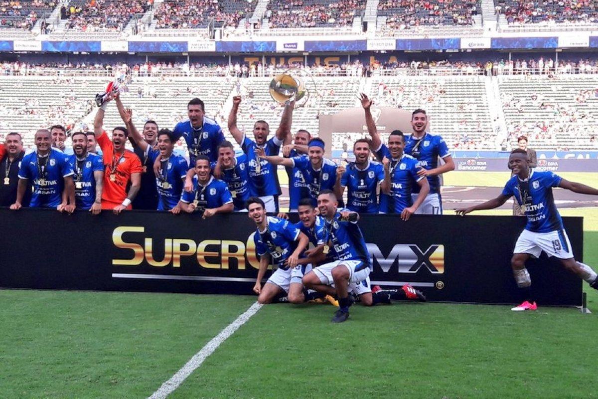 Querétaro consiguió su segundo título en la historia