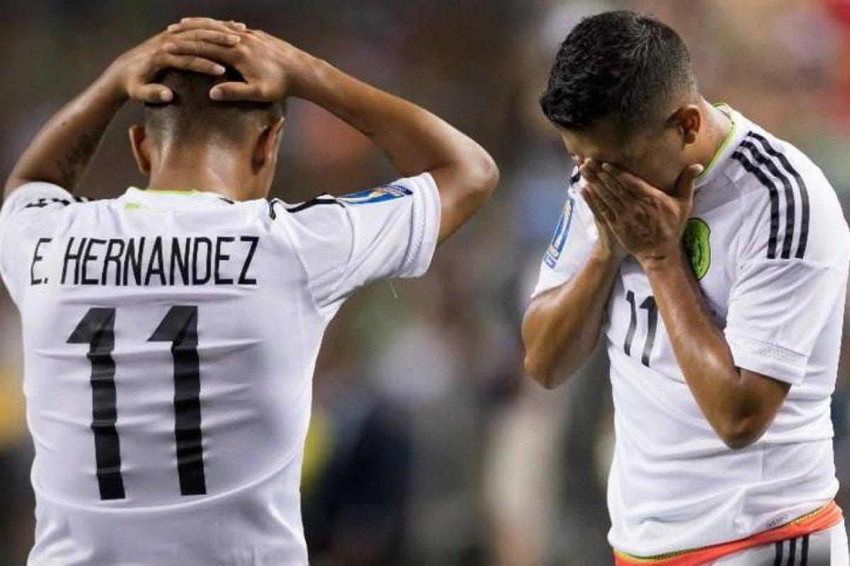 A pesar de los resultados, el accionar de la selección mexicana le ha ganado muchas críticas.