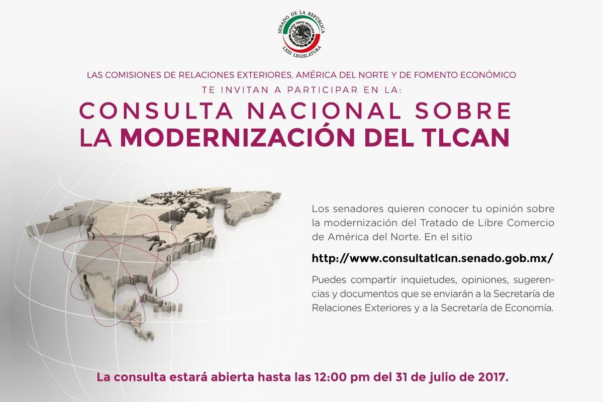 El propósito de la consulta es conocer las inquietudes de los mexicanos