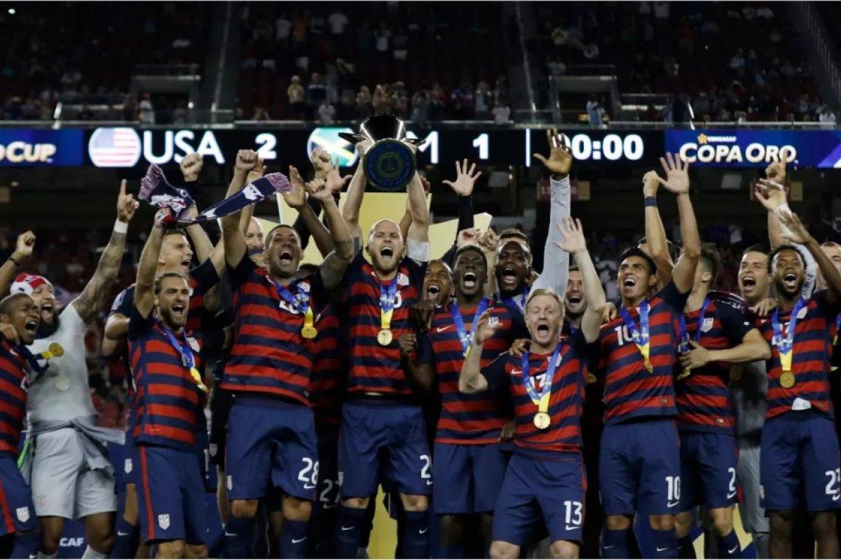 Estados Unidos está a un título de alcanzar el récord de México en Concacaf
