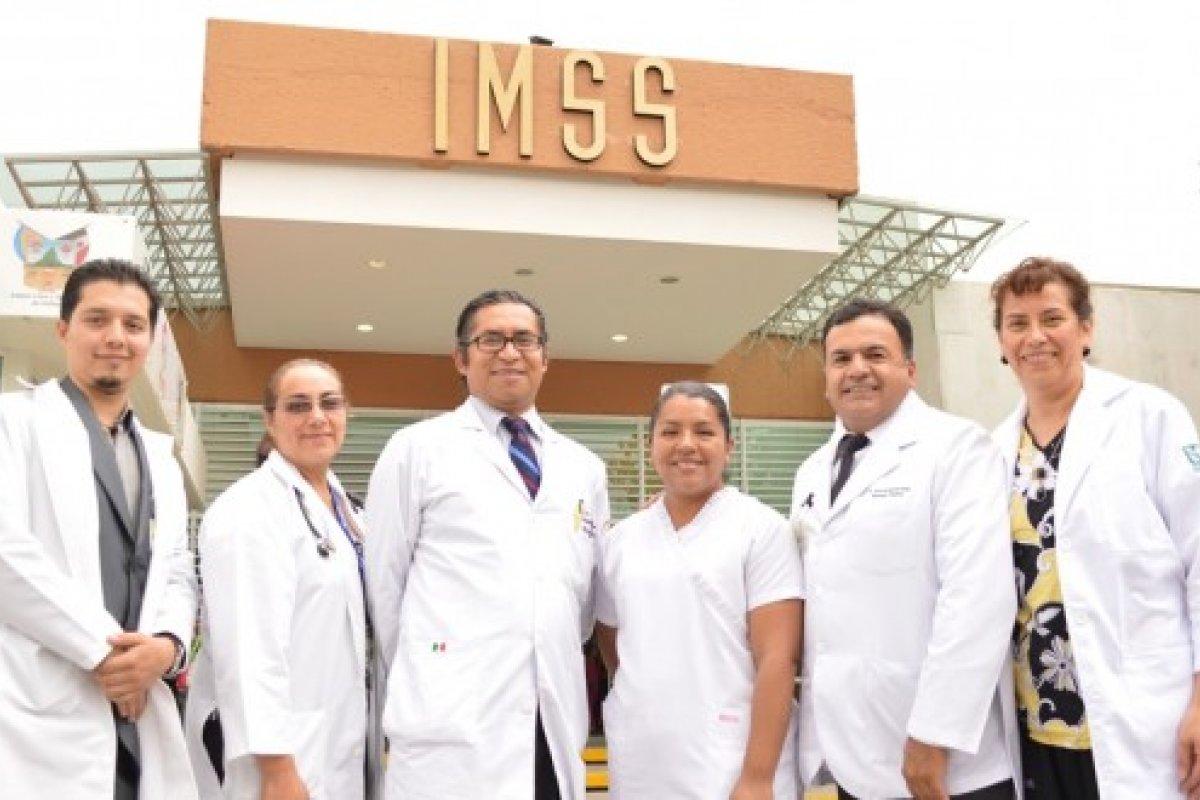 IMSS, el lugar soñado para cualquier trabajador que quiera grandes beneficios.