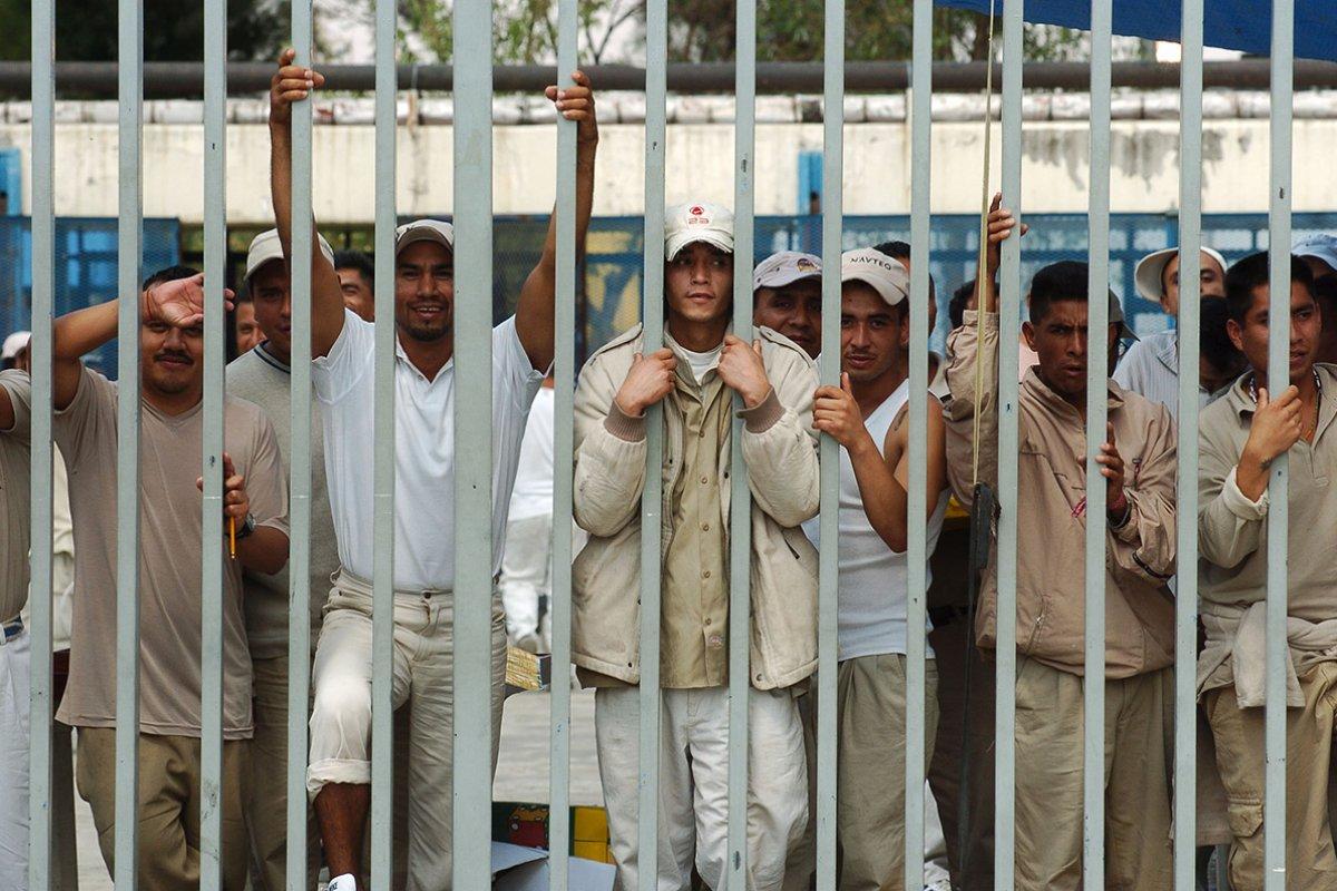 La elevación en el gasto por reclusión no ha mejorado la calidad de vida de los reclusos en materia de derechos humanos.