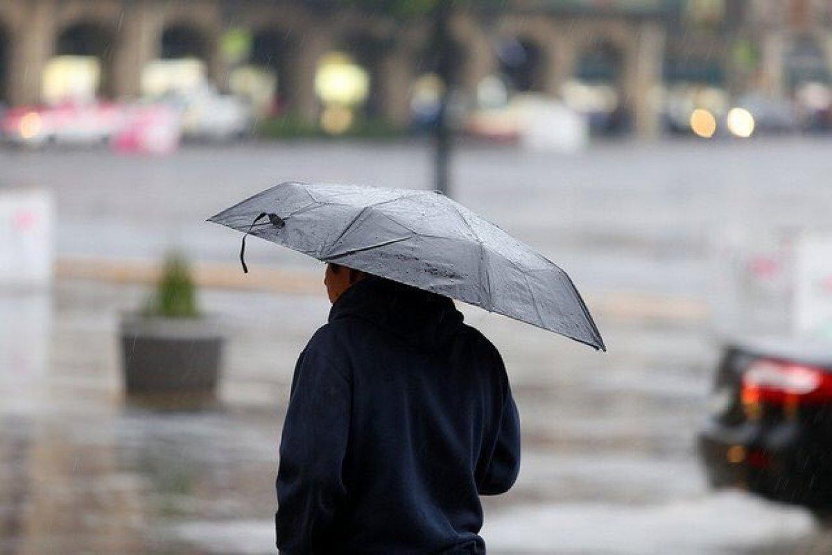 Se prevén lluvias intermitentes a lo largo de este jueves