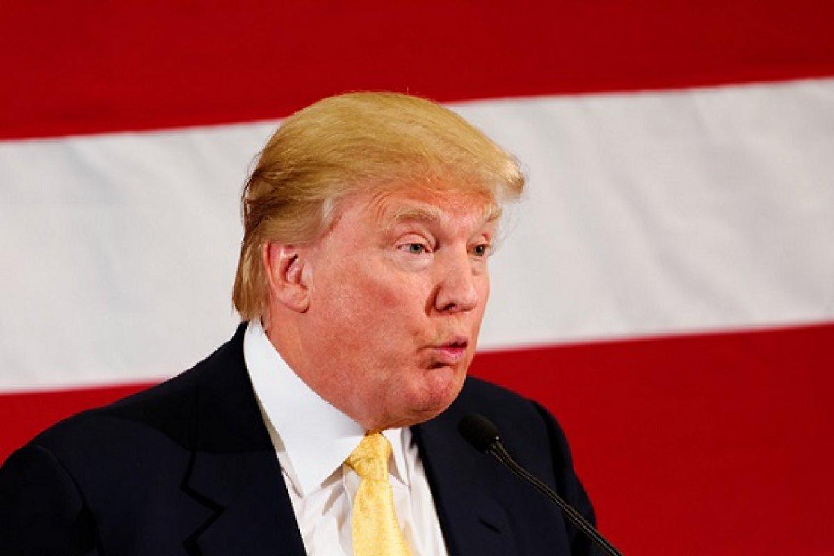 Donald Trump se adjudica los logros de la administración anterior.