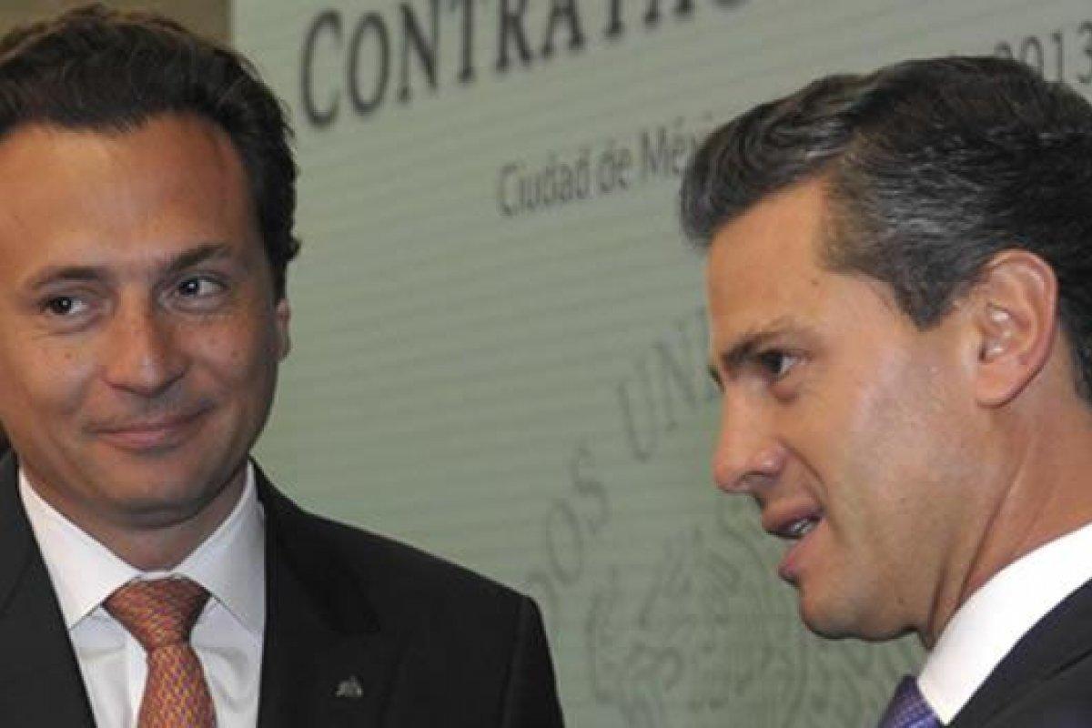 Emilio Lozoya se ganó la confianza de Peña Nieto desde hace más de 10 años.
