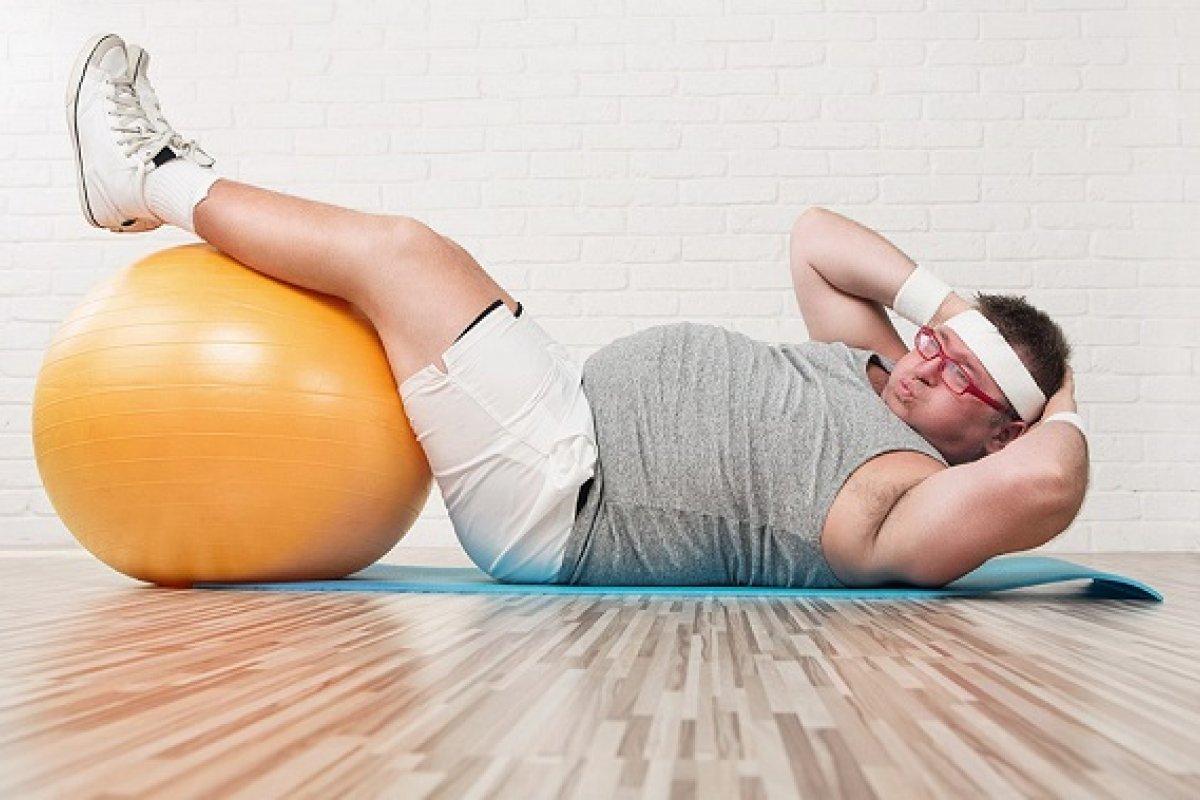 Muchas personas tienen la idea errónea de que pueden bajar de peso con sólo hacer ejercicio. (Foto: Diabetes al día)