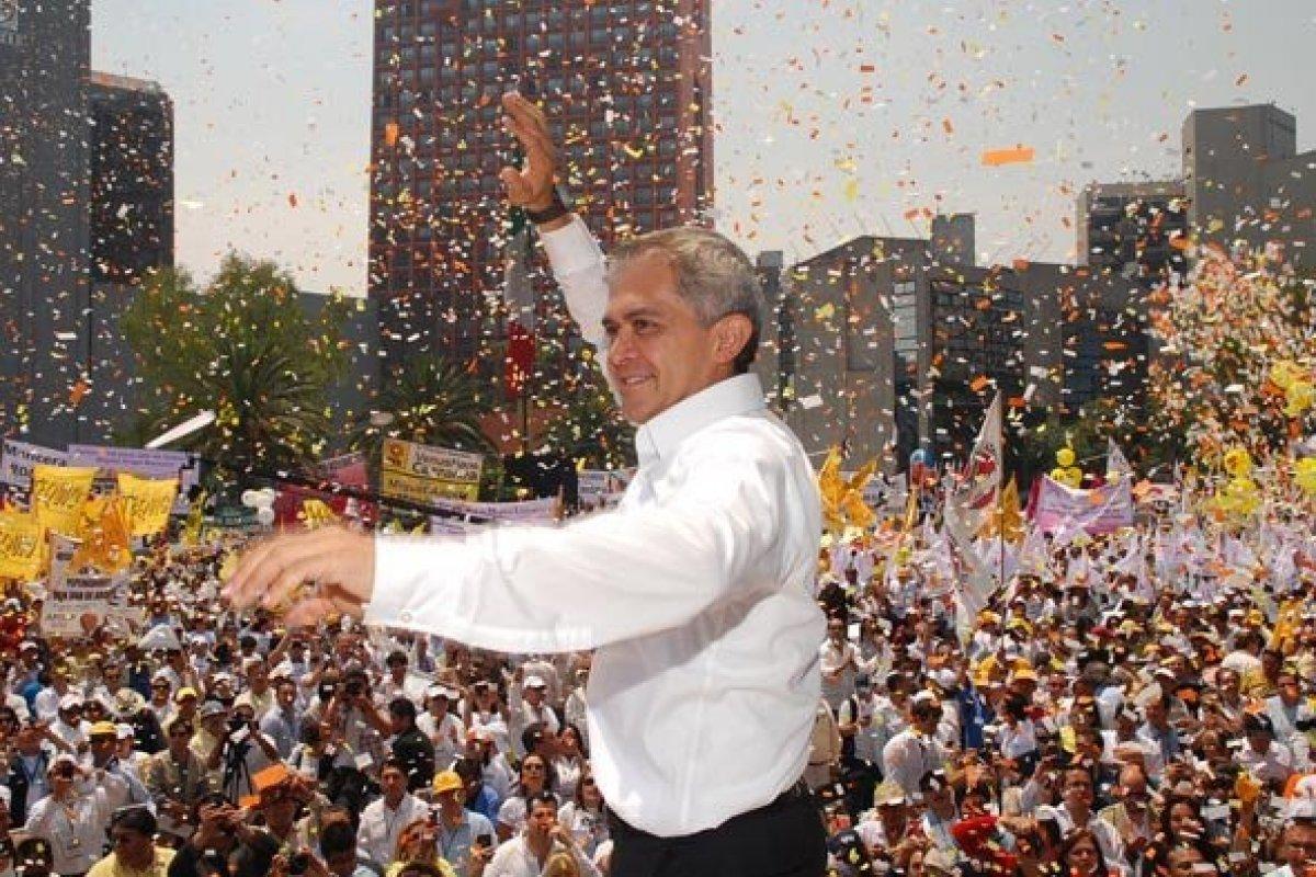 Mancera debe renunciar a su cargo como jefe de gobierno para lanzarse como candidato a la presidencia de México, fecha que se estima sea después del 17 de septiembre, cuando presente su quinto informe de gobierno.