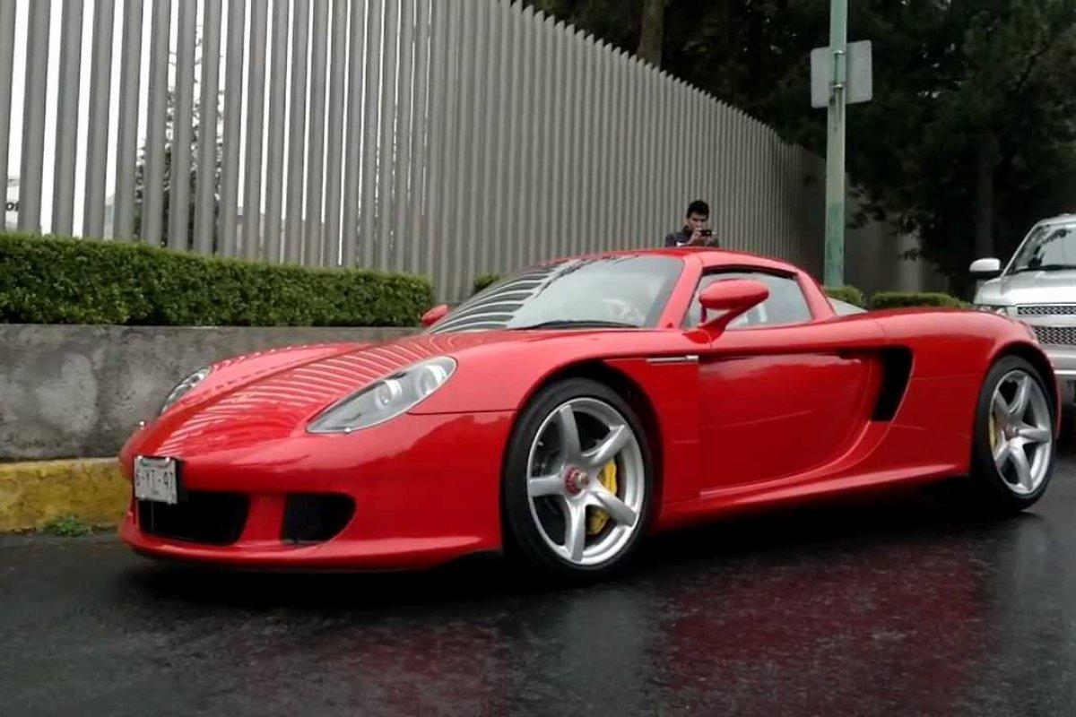 En México hay autos de lujo desde 300 mil hasta más de 5 millones de pesos.