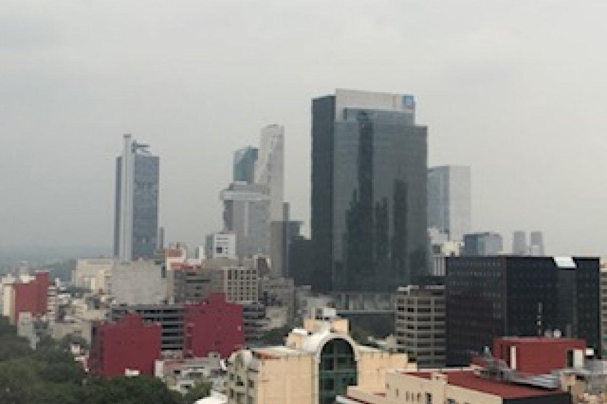 La Ciudad de México tiene cuatro rascacielos con más de 200 metros de altura.