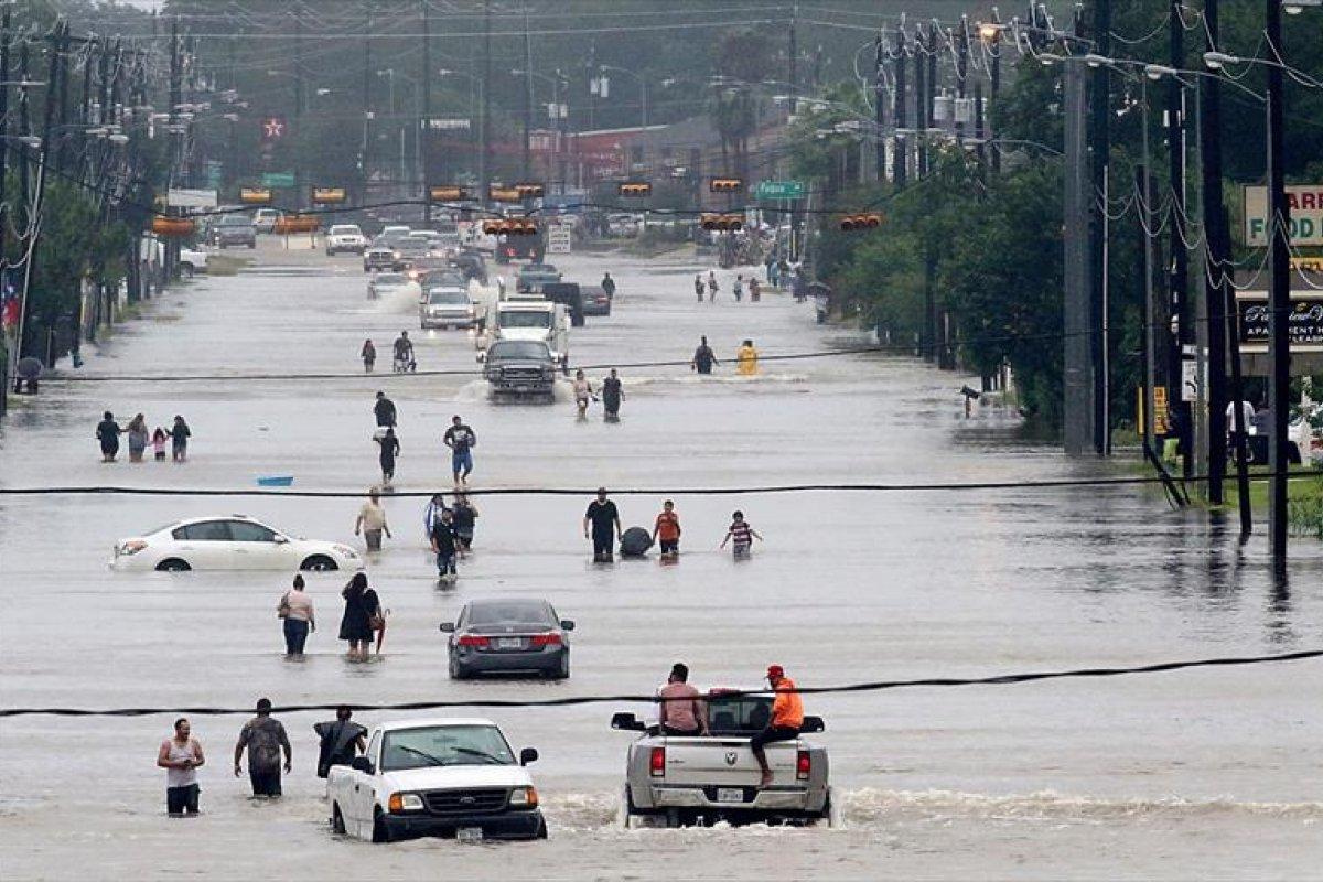 El huracán Irma podría ser más destructivo de lo que fue Harvey y Katrina.