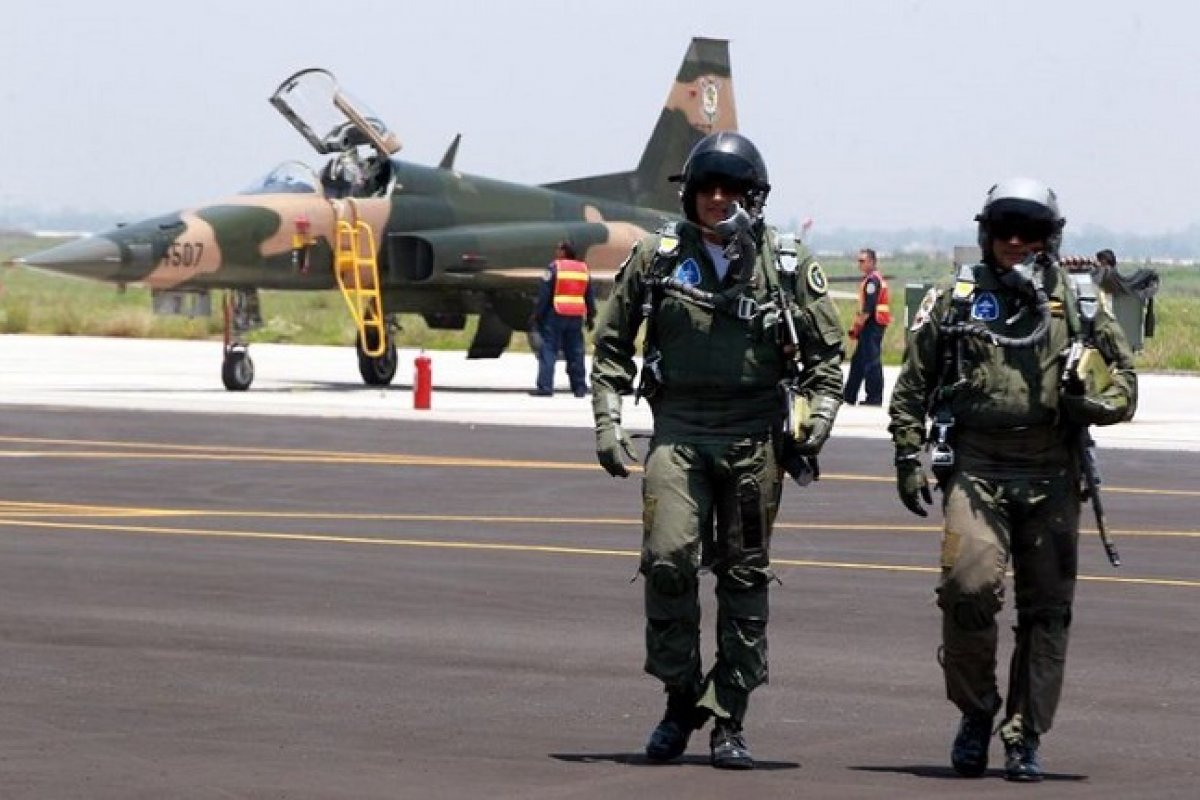 La fuerza aérea mexicana fue una de las más beneficiadas con el proyecto de presupuesto de egresos 2018.