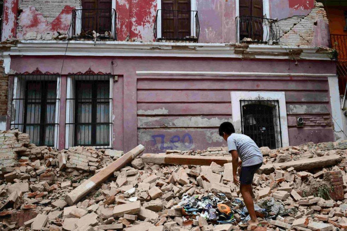 La cifra de víctimas por el sismo del 7 de setiembre es cercana a cien.