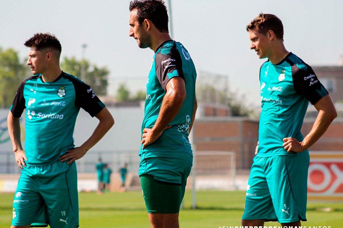 Santos busca el liderato del Grupo 7 de la Copa Mx