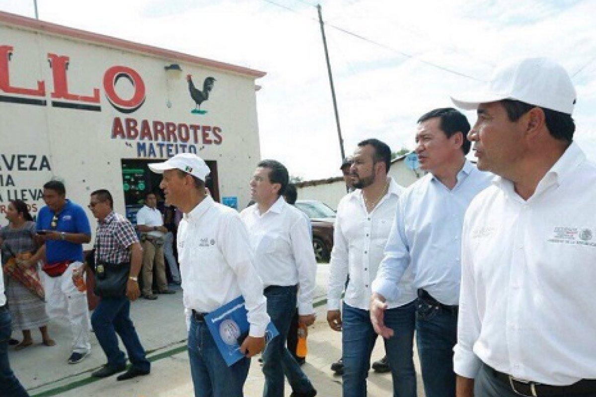 En el sur de México la economía va a la baja, el terremoto podría ser la salvación de la zona.