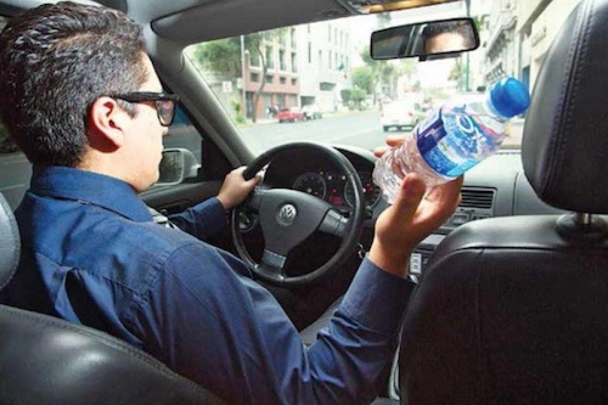 Ya no podrás compartir tu Uber con otros usuarios. Así lo decidió el gobierno de Mancera.